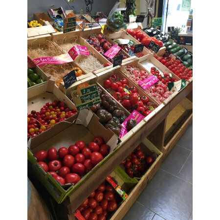 Tomates origine France
