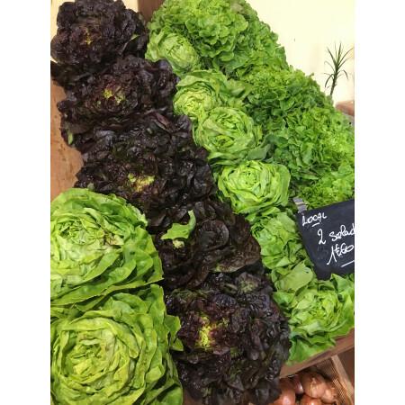 Salades origine France