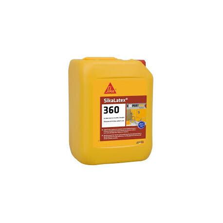 SIKALATEX 360 - Latex multi usage prêt à l'emploi 5L