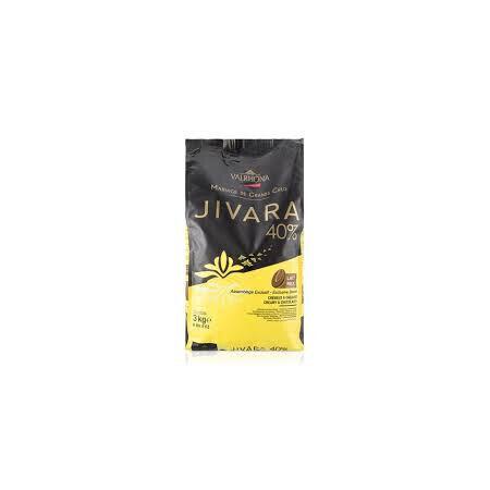 Chocolat Jivara 40% VALRHONA