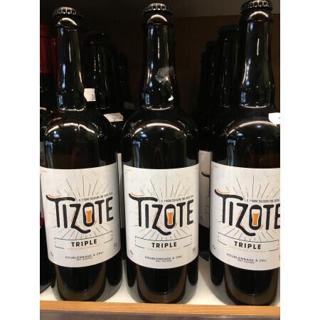 Tizote triple - Bière artisanale