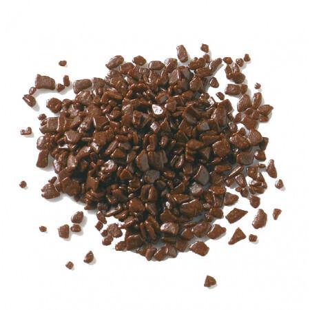 Pailletés fins chocolat 250 gr