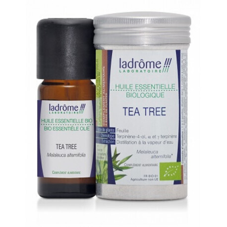 Huile essentielle de Tea tree bio