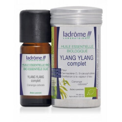 Huile essentielle d'ylang ylang complet bio
