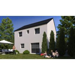Maison individuelle, 4 chambres, à Escautpont