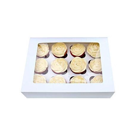 Boîte a 12 Cupcakes