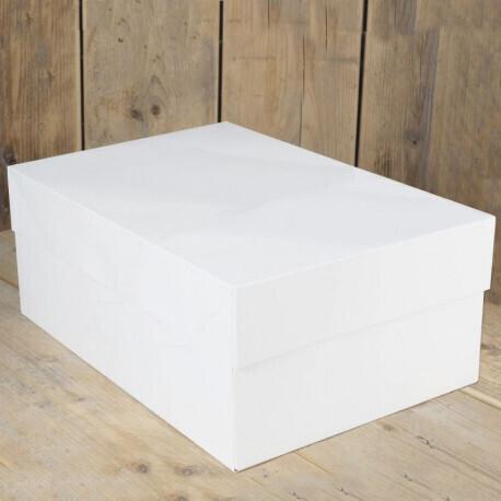 Boîte a gâteau rectangulaire 30x40 cm