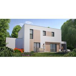 Maison individuelle, 4 chambres + garage à Saint-Saulve