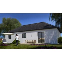 Maison individuelle, 3 chambres + garage à Saint-Saulve
