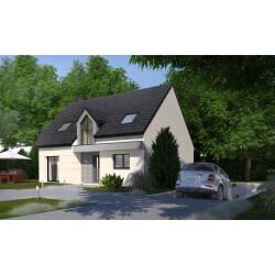 Maison individuelle, 3 chambres à Hasnon