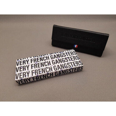 ETUI A LUNETTES PLIABLE VERY FRENCH GANGSTERS
