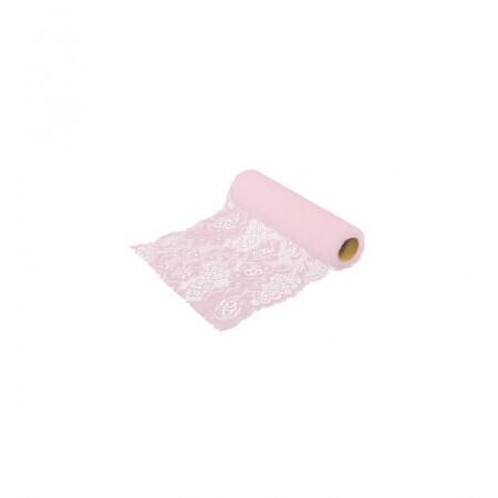 Ruban dentelle coton 18cm/3m