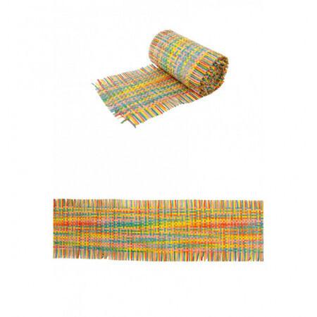 Ruban table natte multicolore 12cmx3m