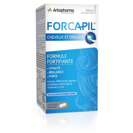 Forcapil Cheveux et ongles Arkopharma