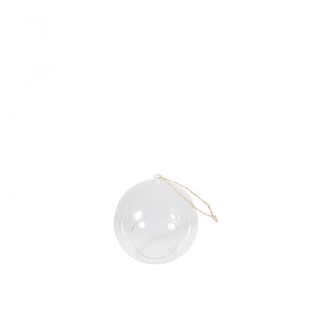 Globe verre à susp 16.5cm