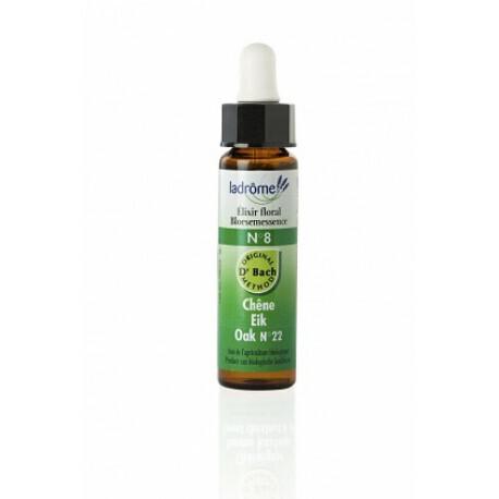 Elixir floral bio N°8 Chêne