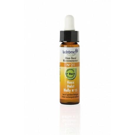 Elixir floral bio N°21 Houx