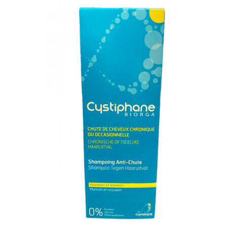 Cystiphane Shampoing
