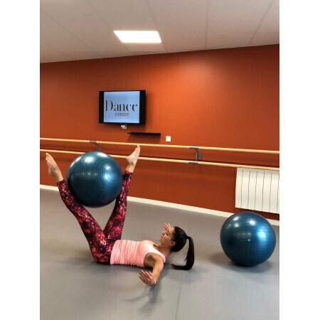 Carte de cours de Pilates