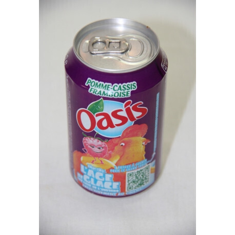 Oasis Pomme Cassis Framboise 33cl