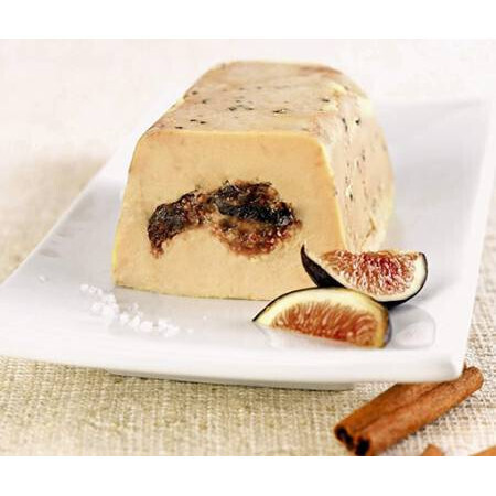 Secret n°9 : Foie gras de canard coeur de figues