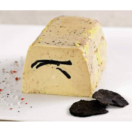 Foie gras de canard à la truffe 7%