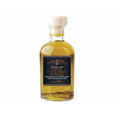 Huile d'olive truffe noire