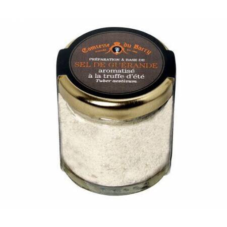 Sel de Guérande aromatisé à la truffe d'été
