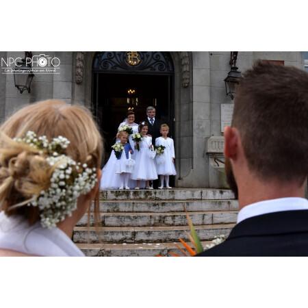 Reportage photo mariage - Cérémonie Mairie