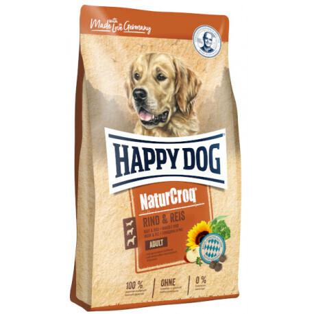 Croquettes chiens sensibles - NATURCROQ BOEUF & RIZ | My Dog & Cie à Marly