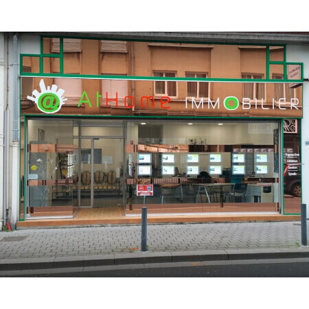 Vente - Achat immobilier - Agence AtHome à Valenciennes