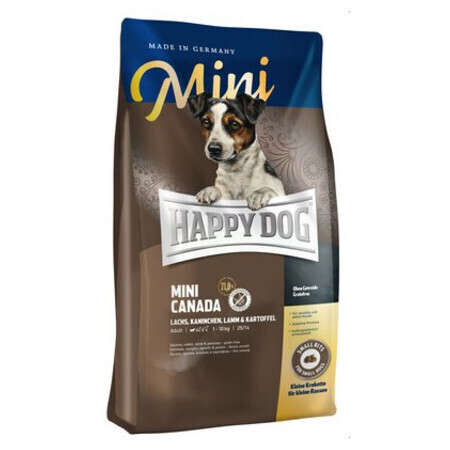 Croquettes chiens sensibles et sportifs - SUPREME SENSIBLE CANADA 4 kg| My Dog & Cie Marly