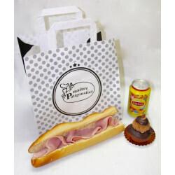 Formule Sandwich Tradition Jambon Beurre