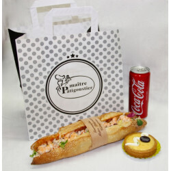 Formule Sandwich Gourmet Surimi Gambas