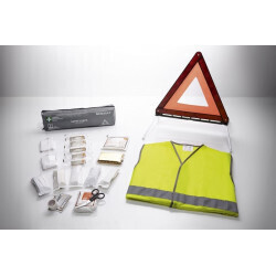 Kit de sécurité (gilet, triangle, trousse de secours) - Réf. 77 11 780 759