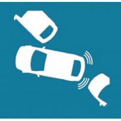 Aide au stationnement arrière - Réf. 82 01 537 455