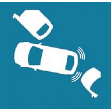 Outil de percage bouclier - aide au stationnement - Réf. 77 11 574 794