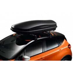 Coffre de toit Renault 480 litres - Réf. 77 11 575 525