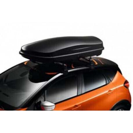 Coffre de toit Renault 630 litres - Réf. 77 11 575 526