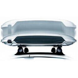 Coffre de toit Urban Loader ajustable 300-500 litres - Réf. 77 11 578 086