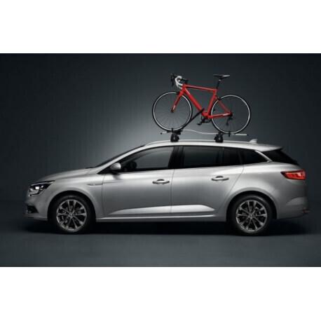 Porte-vélo Proride 80 sur barres de toit - 1 vélo - Réf. 77 11 577 325