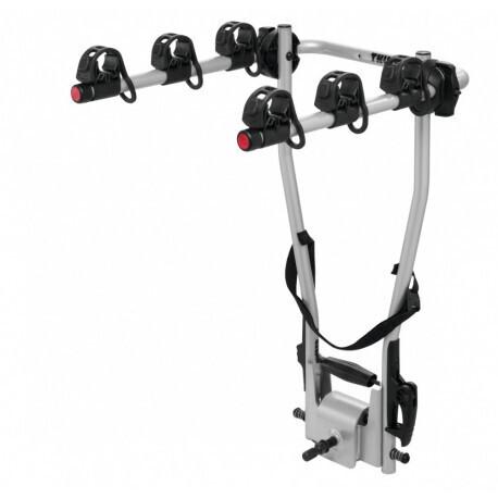 Porte-vélos sur attelage Hang On (3 vélos) - Réf. 77 11 577 327