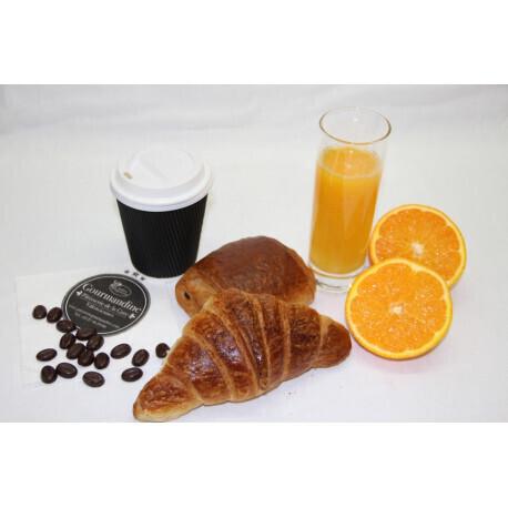 Formule petit déjeuner Café