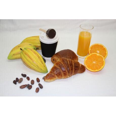 Formule petit déjeuner Chocolat chaud