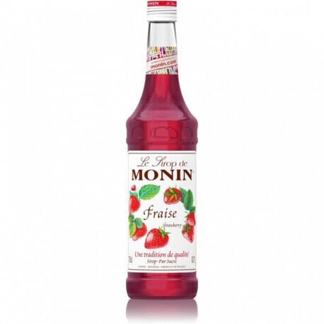 Sirop Monin Fraise 1L