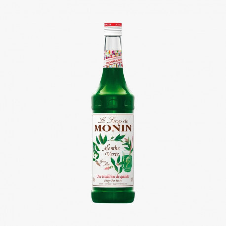 Sirop Monin Menthe Verte