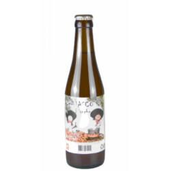 Bière La Mascotte Blanche 33cl
