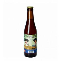 Bière La Mascotte Triple 33cl
