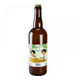 Bière La Mascotte Blanche 75cl