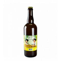 Bière La Mascotte Blonde 75cl
